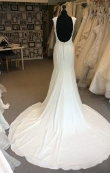 White Rose | Wedding Dress | Fit to Flare | H226
