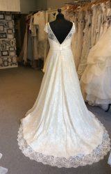 White Rose | Wedding Dress | Aline | H222