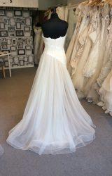 White Rose | Wedding Dress | Drop Waist | H224
