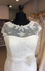 White Rose | Wedding Dress | Fishtail | H219