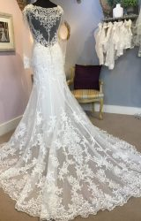 Sophia Tolli | Wedding Dress | Fit to Flare | W453L