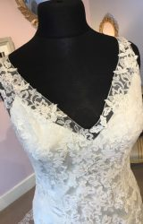 Ellis Bridal | Wedding Dress | Fit to Flare | W453L