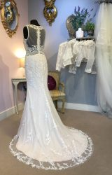 Eternity | Wedding Dress | Fit to Flare | W458L