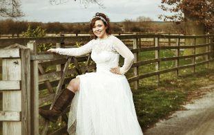 Wintery Wedding Inspiration in Lincolnshire