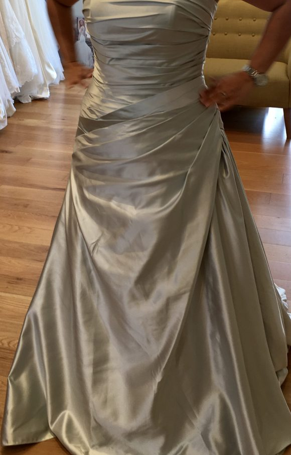 Ellis Bridal | Wedding Dress | Aline | C1203