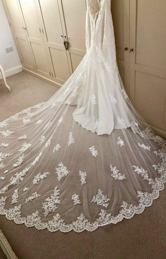Stella York Wedding Dress Fit To Flare C1214 Bridal