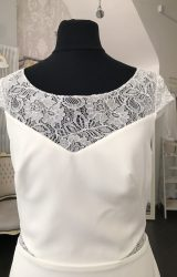 Muscat | Wedding Dress | Fit to Flare | M51S