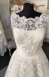 Justin Alexander | Wedding Dress | Tea Length | M37S