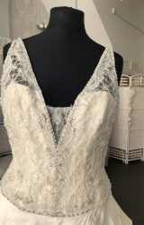 Donna Saldo | Wedding Dress | Aline | M2S