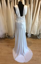 David Fielden | Wedding Dress | Column | L350C