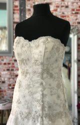 Eternally Yours | Wedding Dress | Aline | CA77G