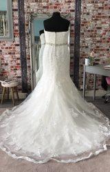 Benjamin Roberts | Wedding Dress | Fishtail | CA82G