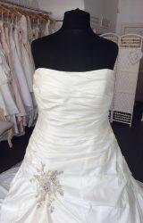 Sonsie | Wedding Dress | Aline | M77S