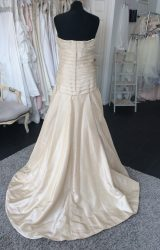 Mark Lesley | Wedding Dress | Aline | M6S