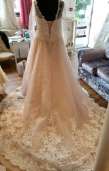 Eddy K Couture | Wedding Dress | Aline | N168G