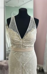 Terry Fox | Wedding Dress | Column | D593
