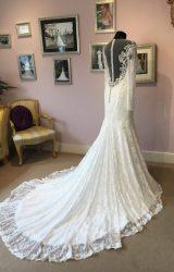 Tiffanys | Wedding Dress | Fit to Flare | W468L