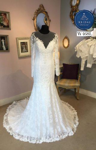 1db21c6c4ebc6 Tiffanys | Wedding Dress | Fit to Flare | W468L