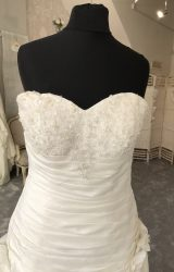 Wedding Collection | Wedding Dress | Aline | M21S