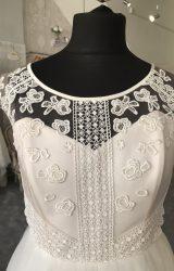 Mila Mira | Wedding Dress | Aline | M26S
