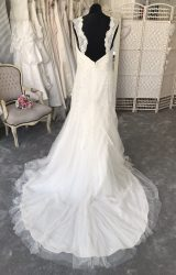 Enzoani | Wedding Dress | Fit to Flare | M28S