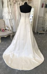 Alan Hannah | Wedding Dress | Aline | M29S