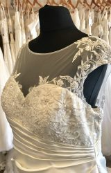 Kenneth Winston | Wedding Dress | Aline | C156JL