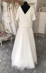 Mazaar | Wedding Dress | Separates | M47S