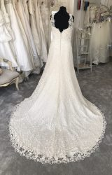 Alfred Sung | Wedding Dress | Empire | M54S