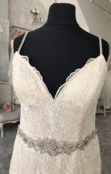 Jasmine | Wedding Dress | Fishtail | M68SW