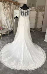 Morilee | Wedding Dress | Fit to Flare | M24S