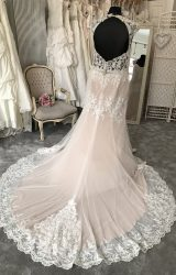 Watters | Wedding Dress | Fit to Flare | M25S