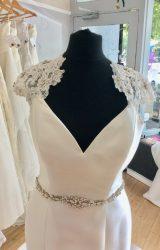Ronald Joyce   Wedding Dress   Fishtail   L353C