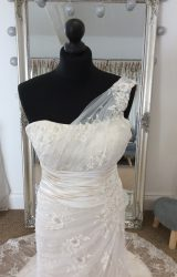 Essense of Australia | Wedding Dress | Aline | LE179M