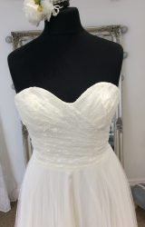 Benjamin Roberts | Wedding Dress | Aline | LE185M