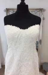 Maggie Sottero | Wedding Dress | Fit to Flare | LE190M
