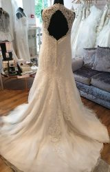 Allure | Wedding Dress | Fit to Flare | N165G