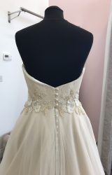 Sassi Holford | Wedding Dress | Aline | D902K