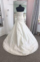Pronovias | Wedding Dress | Drop Waist | D854K