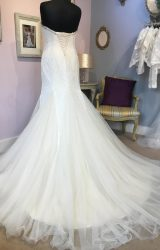 Jasmine Couture | Wedding Dress | Fit to Flare | W473L