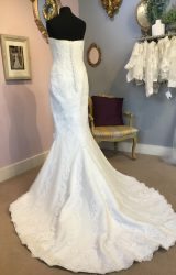 Ellis Bridal | Wedding Dress | Fit to Flare | W477L