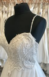 Kenneth Winston | Wedding Dress | Aline | C157JL