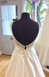 Kenneth Winston | Wedding Dress | Aline | L354L