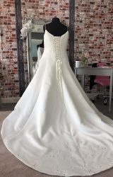 Forever Yours | Wedding Dress | Aline | CA87G