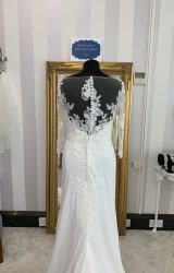 Chloe Jai | Wedding Dress | Fit to Flare | WF134H