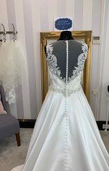 Chloe Jai | Wedding Dress | Aline | WF130H