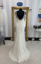 True Bride | Wedding Dress | Fit to Flare | WF132H