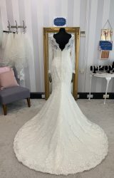 Ellis Bridal | Wedding Dress | Fishtail | WF128H