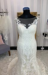Chloe Jai | Wedding Dress | Fit to Flare | WF131H