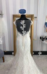 Chloe Jai | Wedding Dress | Fit to Flare | WF131H